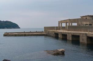 大津島の回天基地跡の写真素材 [FYI02652552]