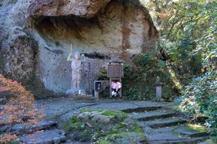那谷寺の庚申さんの写真素材 [FYI02652587]
