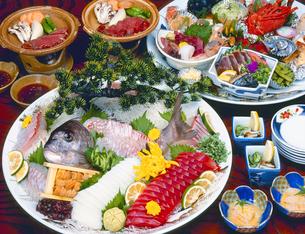 皿鉢料理の写真素材 [FYI02652619]