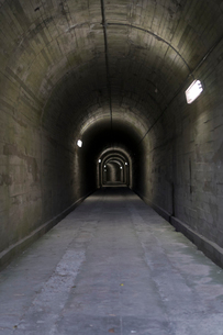 大津島の回天基地跡の写真素材 [FYI02652740]