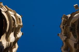 マヨルカの空の写真素材 [FYI02652798]