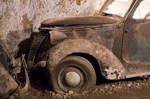 ナポリの地下古代都市の写真素材 [FYI02652810]