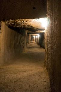 ナポリの地下古代都市の写真素材 [FYI02652823]