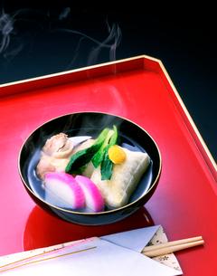 関東風 雑煮の写真素材 [FYI02653043]