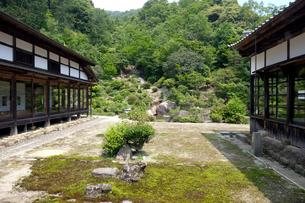 西福寺書院庭園の写真素材 [FYI02653350]