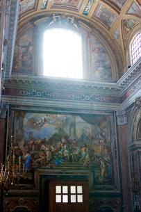 ジェズ ヌオーヴォ教会の写真素材 [FYI02653796]