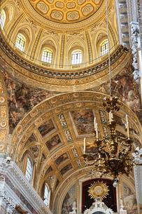 ジェズ ヌオーヴォ教会の写真素材 [FYI02653883]