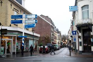 ファルケンブルグの街並みの写真素材 [FYI02653886]