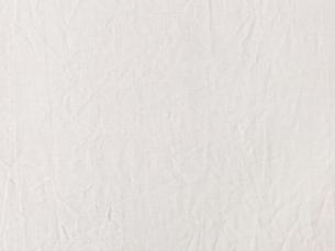 白の麻の洗いざらしの布の写真素材 [FYI02653952]