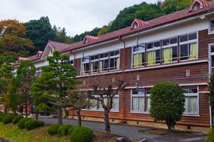 旧花輪小学校記念館の写真素材 [FYI02654166]