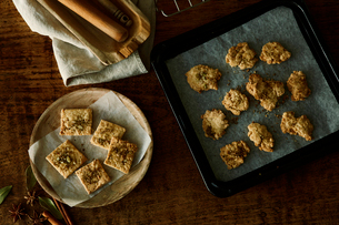 クッキーの写真素材 [FYI02654233]