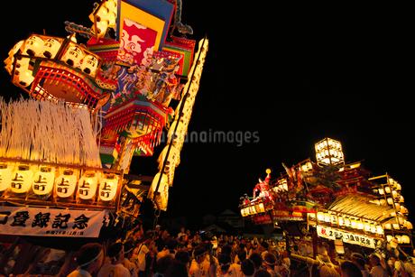 日田祇園祭の写真素材 [FYI02654814]