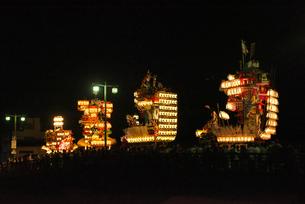 日田祇園祭の写真素材 [FYI02654831]