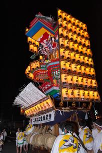 日田祇園祭の写真素材 [FYI02654835]