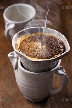 ドリップコーヒーの写真素材 [FYI02654875]