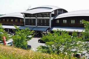 新緑 三木道の駅の写真素材 [FYI02654876]