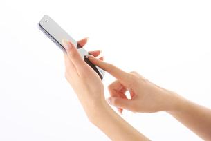 スマートフォンの写真素材 [FYI02654889]