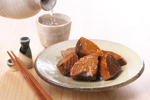 鰹角煮の写真素材 [FYI02654943]