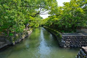 福岡県 南新川の写真素材 [FYI02654955]
