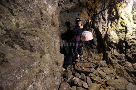 鯛生金山の写真素材 [FYI02655010]