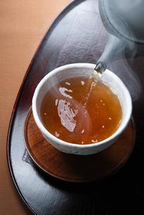 ほうじ茶の写真素材 [FYI02655012]