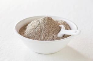 そば粉の写真素材 [FYI02655052]