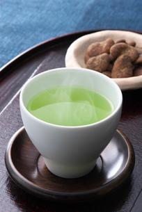 日本茶の写真素材 [FYI02655164]
