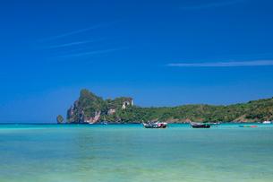 ピピ島の写真素材 [FYI02655212]