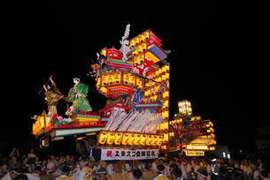 日田祇園祭の写真素材 [FYI02655214]
