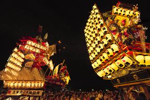 日田祇園祭の写真素材 [FYI02655320]