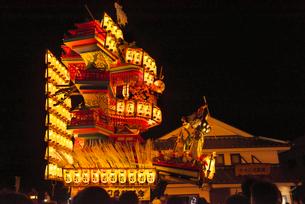 日田祇園祭の写真素材 [FYI02655368]