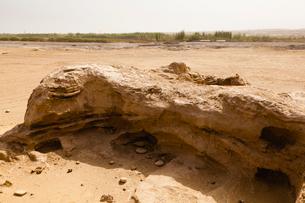 マリクワト古城遺跡の写真素材 [FYI02655370]