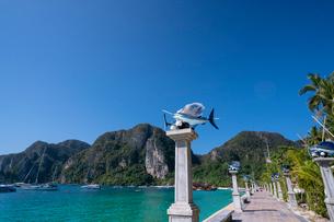 ピピ島の写真素材 [FYI02655378]