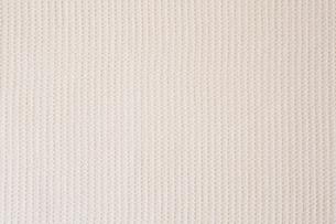 ベージュのワッフル織りのコットンの布の写真素材 [FYI02655411]