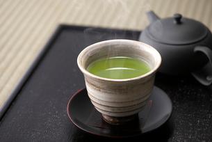 お茶の写真素材 [FYI02655452]