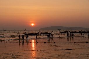 アオナンビーチの写真素材 [FYI02655466]