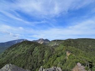 八ヶ岳の天狗岳の写真素材 [FYI02655480]