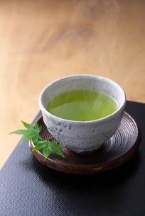 お茶の写真素材 [FYI02655503]