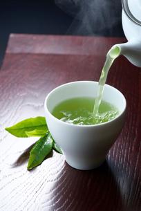 お茶の写真素材 [FYI02655612]