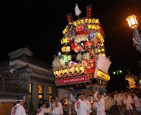 日田祇園祭の写真素材 [FYI02655631]