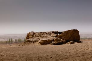 マリクワト古城遺跡の写真素材 [FYI02655643]