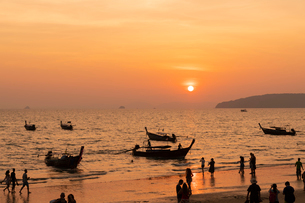 アオナンビーチの写真素材 [FYI02655725]