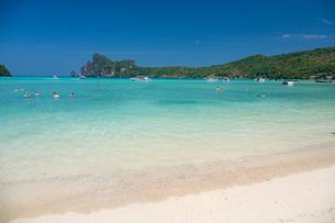 ピピ島の写真素材 [FYI02655991]