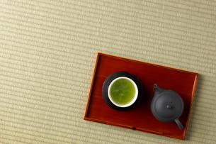 お茶の写真素材 [FYI02656024]