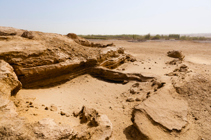 マリクワト古城遺跡の写真素材 [FYI02656090]