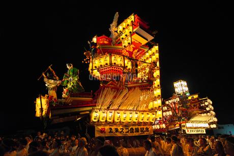 日田祇園祭の写真素材 [FYI02656314]