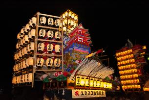 日田祇園祭の写真素材 [FYI02656429]