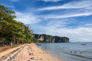 アオナンビーチの写真素材 [FYI02656523]