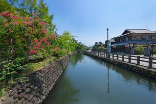 福岡県 南新川の写真素材 [FYI02656536]