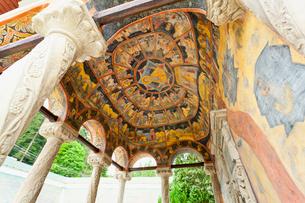 シナイア僧院の写真素材 [FYI02656605]